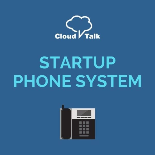 Startup Phone System